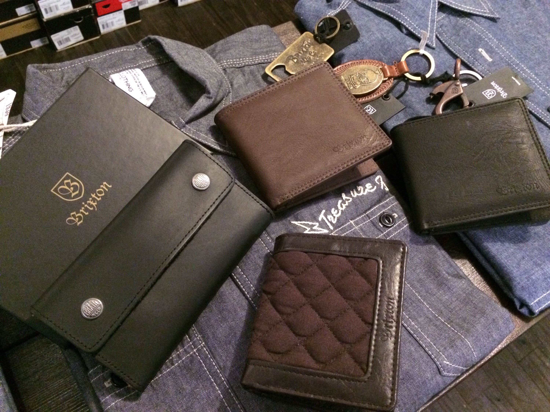 Brixton,財布,キーホルダー,入学祝,卒業祝,就職祝